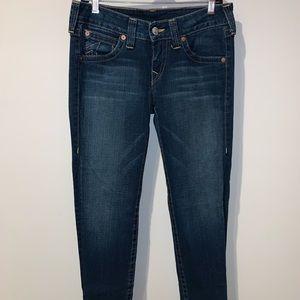 True Religion jeans stretch used